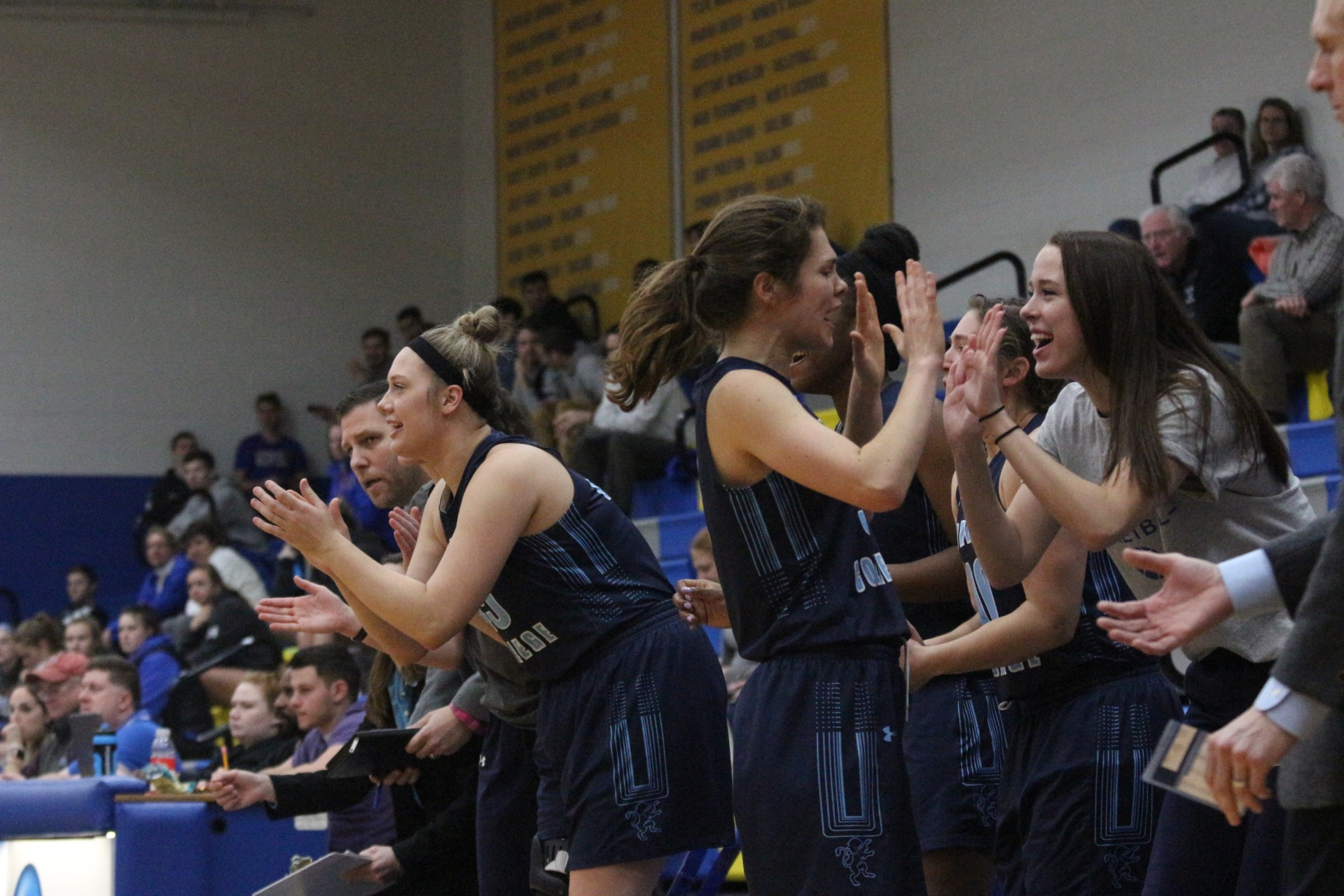 Gordon College vs. Roger Williams University - Women's Basketball 2018