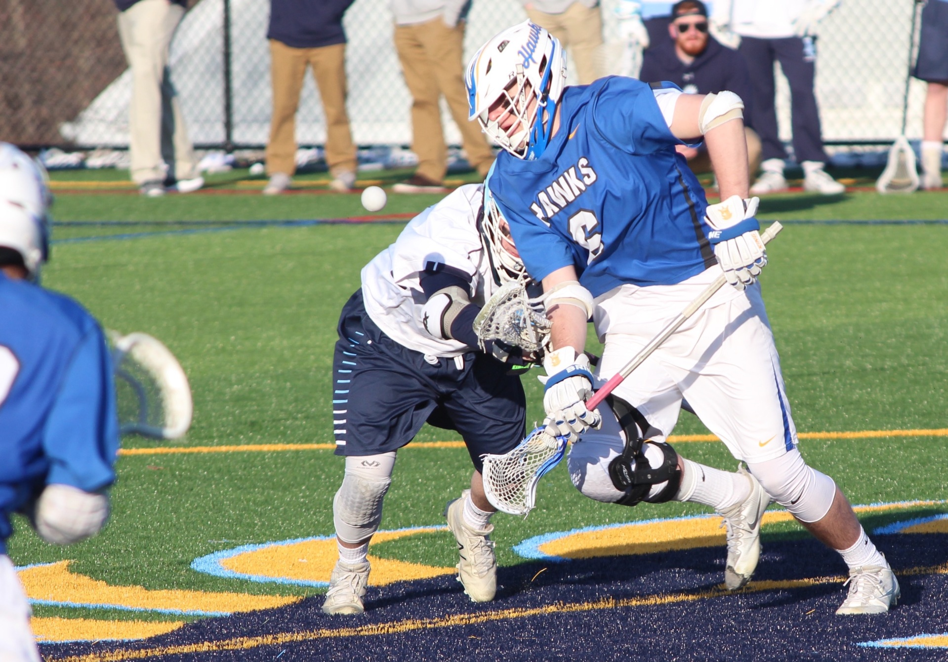 Lasell College vs. Roger Williams University Men's Lacrosse 2018