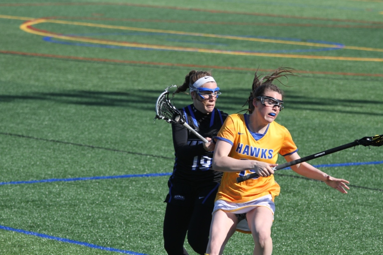 University of New England vs. Roger Williams University - Women's Lacrosse 2018